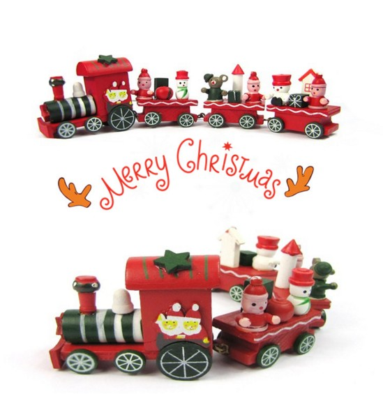 Train de no l for Decoration noel exterieur d occasion